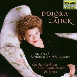80557 戲劇次女高音的藝術 Dolora Zajick.The Art of The