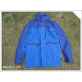 【Brand T】SALE 日本版 LEVI'S LEVIS  / STRAUSS & CO JET / 蓝色*拼接*风衣外套 / 13990-0000
