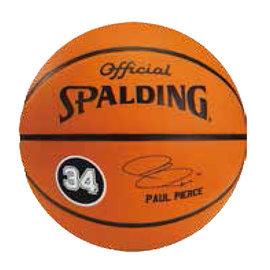 籃球斯伯丁 SPALDING 隊員球 籃球 14  籃網隊 皮爾斯 Paul Pierce
