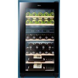 【海爾】《Haier》30瓶◆電子式恆溫儲酒冰櫃/紅酒櫃《JC-112S/JC112S》