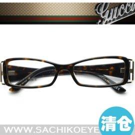 gucci古琦鏡框正品 復古板材潮女士配近視眼鏡架3020 086