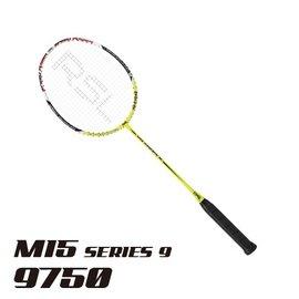 2015 RSL羽球拍_M15 9750racket 含單隻拍套