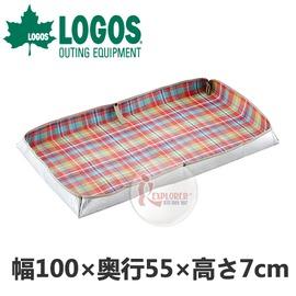 探險家戶外用品㊣NO.73833340 日本品牌LOGOS 防沙潮野營地墊100*55 睡墊 鋁箔墊 野餐墊 野營地墊 防潮地墊