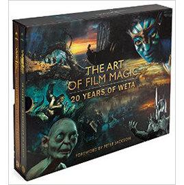 THE ART OF FILM MAGIC: 20 YEARS OF WETA ^(2VO