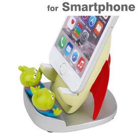 ❤Hamee 迪士尼 Disney 愛玩具系列 特殊 萬用手機座 手機架 ^(三眼怪準備好