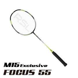 2015 RSL羽球拍_M15 FOCUS 55racket 含單隻拍套