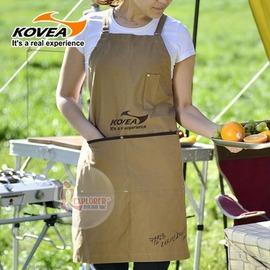 探險家戶外用品㊣KL8CA0101 韓國KOVEA KA全身式圍裙 料理圍裙 適用(行動廚房/廚具架/炊事桌/料理桌)使用