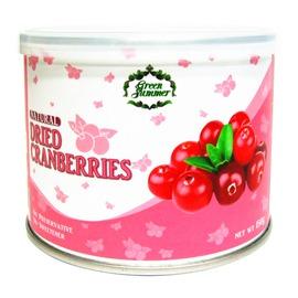 夏綠地整粒蔓越莓乾 150g