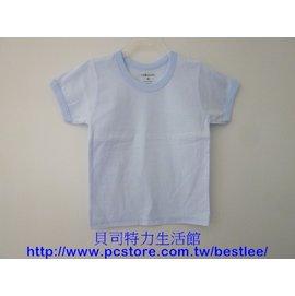 ~小三福~103B 單面薄棉短袖^(條紋^) 32號 ^(11~13歲^) ^|^| 10