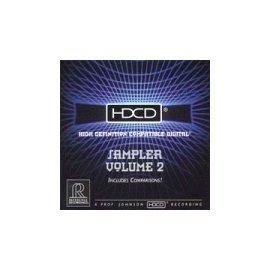 RR~905CD HDCD SAMPLER VOLUME II