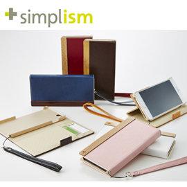 Simplism iPhone 6 Plus  6S Plus側翻式皮革保護套  皮套 ^