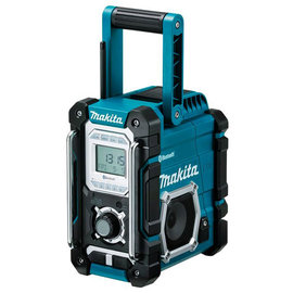 MAKITA牧田 充電式/交流電兼用藍芽音響收音機DMR106(單機)