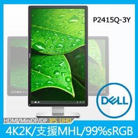 DELL P2415QUltra HD 4K 24型IPS寬螢幕