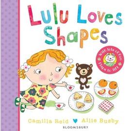 Lulu Loves Shapes 露露學形狀