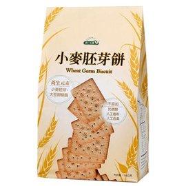 統一生機 小麥胚芽餅 336g 袋~A01059~