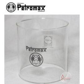 探險家戶外用品㊣G5K 德國 Petromax 玻璃燈罩 (透明) (適用HK500) 煤油燈汽化燈玻璃罩Schott德國製