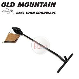探險家戶外用品㊣10117 LI 美國Old Mountain 鑄鐵鍋蓋提把-螺旋握把 提把組 起鍋勾 起鍋柄 荷蘭鍋提把 (免開鍋