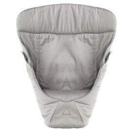 【紫貝殼】『BA04-6』2016 最新款 美國 Ergo Baby ergobaby 爾哥寶寶背巾心型嬰兒保護毯/愛心保護毯【原創款-無安全帶/灰色】