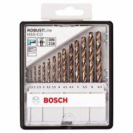 BOSCH博世 13支金屬鑽頭套裝組★適合各品牌電動工具