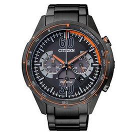 CITIZEN Eco-Drive 終極競速光動能時尚設計腕錶-CA4125-56E