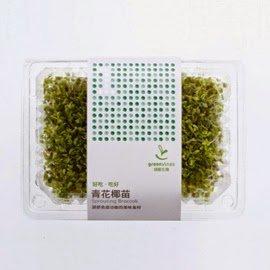 綠藤生機 有機青花椰苗