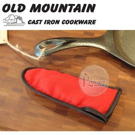 探險家戶外用品㊣10168 HM 美國Old Mountain 拋棄式防燙手柄套 柄套 荷蘭鍋/平底鍋/鑄鐵鍋 專用隔熱鍋把套