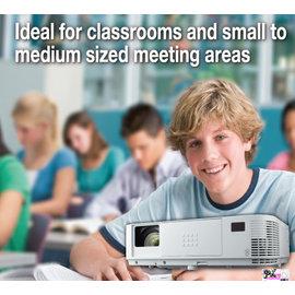 NEC M322X  投影機 DLP 3200ANSI XGA 10000:1 對比 20