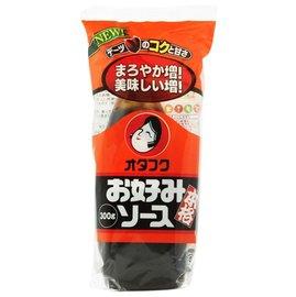 OTAFUKU 廣島燒烏醋300g 多福炒麵醬醋 4970077101350