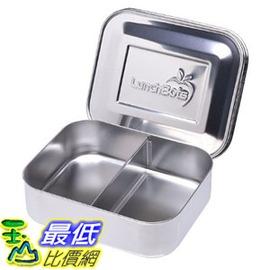 ^~104美國直購^~ LunchBots Duo Stainless Steel 高 食