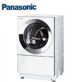 Panasonic 國際牌 Cuble 日本製 10.5公斤 洗脫烘滾筒洗衣機 NA-D106X1WTW ★2017年新機上市!