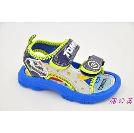 *~ 蒲公英 ~* [童鞋系列] TOMICA凉鞋系列 TM3601 蓝色