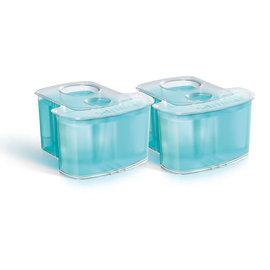 2入裝【飛利浦】SmartClean智慧型清洗系統專用清潔液《JC-302/JC302》適用:S9711/S9511/S9151/S9041