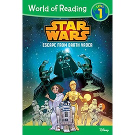 World of Reading Star Wars: Escape from Darth