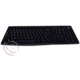 Logitech 羅技 無線鍵盤 K270 2.4GHz 防濺灑 unifying接收器