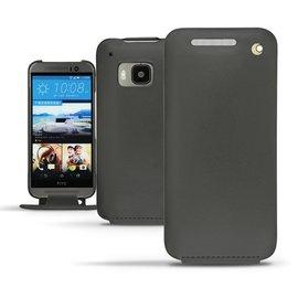 NOREVE HTC One M9 下掀式皮套 真皮手機套 保護套 手工訂製 腰掛 法國頂級手機皮套 2種設計 50種顏色
