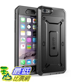 [104美國直購] SUPCASE 手機殼 保護殼 保護套 五色 Heavy Duty iPhone 6 / 6s case 4.7 [Unicorn Beetle PRO Series]  粉/黑