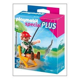 德國Playmobil摩比^(4779^) SP系列釣魚