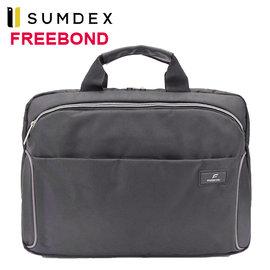 14吋電腦側背包 SUMDEX~海亞HAYACITY~FREEBOND ^#9658 K8