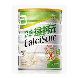 康好醫療網  亞培益鈣元高鈣低脂奶粉營養配方 (900g/罐)