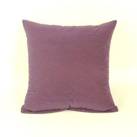 ~ 金展窗簾工作室~^(X09^)深紫色絨布45^~45抱枕含枕心195元