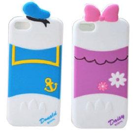 卡通可愛迪士尼背影立體手機保護殼iPhone6 iPhone6Plus iPhone5 5