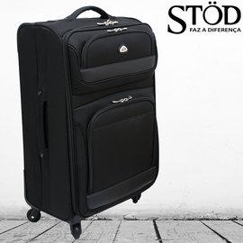 STOD 商務形象提升的皮感 24吋豪華大容量60L 商業休閒旅遊拉桿行李箱 Execut