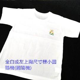 ~小三福~703 竹紗薄棉短袖 32號 ^(11~13歲^)^ ^  100^%天然竹紗布