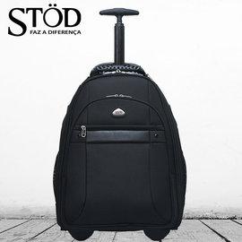 STOD 可背式拉桿電腦行李箱背包 帥氣 背包客出國裝備選擇 三用可拉可提可背 Execu
