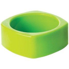 固齒器  啃咬玩具 Bumkins 矽膠手環固齒器 SJQ~GRN Green