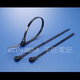 ~和旺電配~CWHV~125S^(BK^) 活用式 紮線帶 束帶 束線帶 可重複 125x