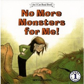 〈An I Can Read系列:Level 1 〉NO MORE MONSTERS FO
