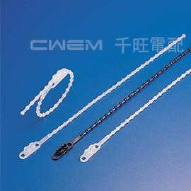 ~和旺電配~CWKTV~145^(BK^) 雙扣式尼龍紮線帶 束帶 束線帶145x2.0m