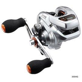 ◎百有釣具◎SHIMANO  BARCHETTA   CI4+  300HG/ 301HG/200HG  捲線器~有輕量、強大、美麗 計米器