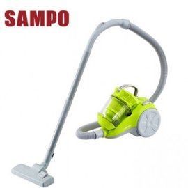 ◤A級福利品‧數量有限◢ SAMPO 聲寶 免紙袋吸力不衰減吸塵器 EC-PB35CY